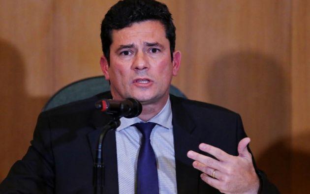 """Moro anunció que pretende """"utilizar el modelo"""" de la megaoperación anticorrupción Lava Jato. Foto: AFP"""