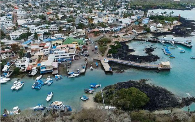"""""""Hace 40 años los pobladores en las islas eran 4.000, actualmente son 25.000"""", añadió Ospina. Foto: archivo"""