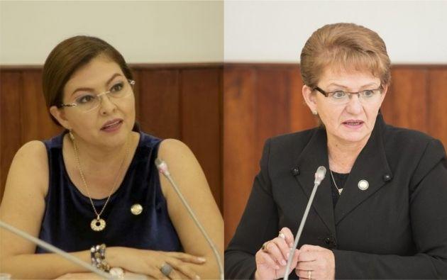 Para definir el caso de destitución se tomará en cuenta las dos terceras partes del Pleno. Foto: Collage Vistazo