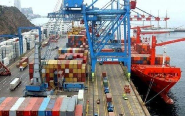 Los principales destinos de las exportaciones no petroleras ecuatorianas son la Unión Europea y Estados Unidos.