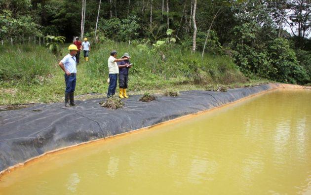 COTACACHI, Ecuador.- Grupos ambientalistas han manifestado su rechazo a la explotación y extracción minera en el país. Foto: Referencial/GAD Cotacachi.