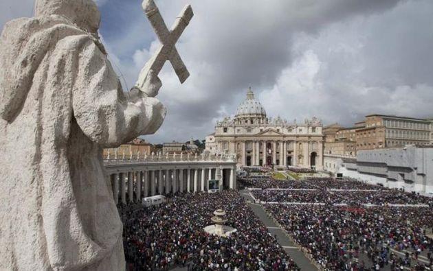 6.721 sacerdotes han sido acusados de abuso sexual en Estados Unidos. Foto: AFP