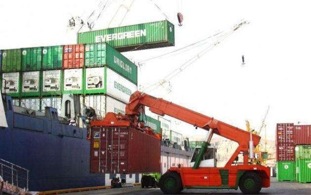 El ministerio precisa que la caída de las exportaciones al mercado estadounidense fueron del 25 por ciento. Foto: archivo