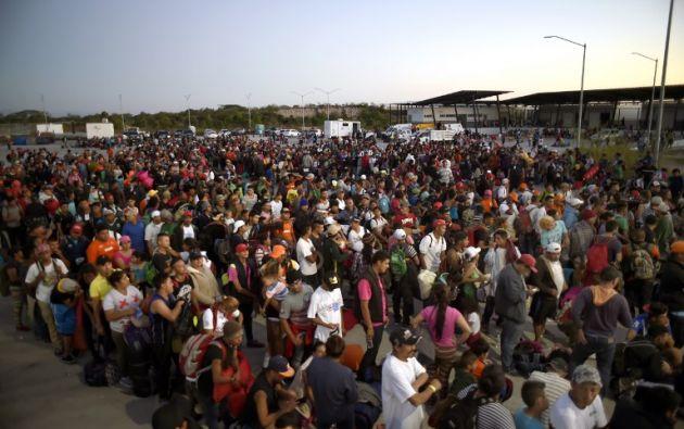 """Honduras enfrenta """"una crisis de gobernanza con institucions frágiles"""" desde el golpe de Estado del 2009. Foto: AFP"""