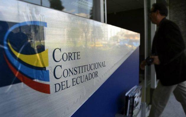 QUITO, Ecuador.- Consejo de Participación modifica el mandato para designar a los jueces constitucionales. Foto: Archivo