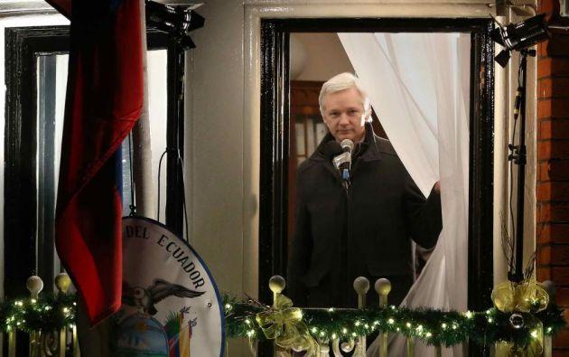 La Fiscalía imputó en EE.UU. cargos contra Assange. Foto: AFP
