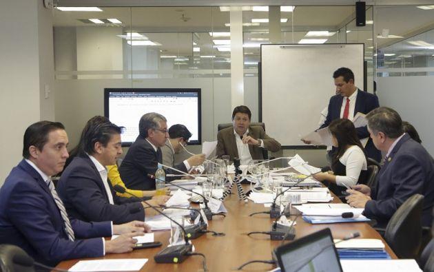 El texto será remitido a la Secretaría General de la Asamblea. Foto: Flickr Asamblea