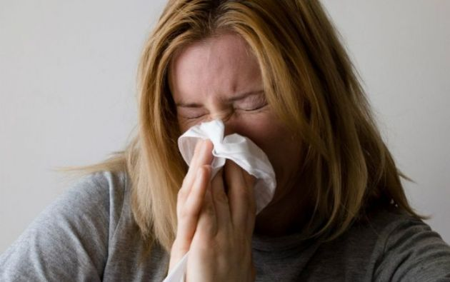 La condición del alérgico tiene un origen genético en la mayoría de los casos. Foto: Pixabay