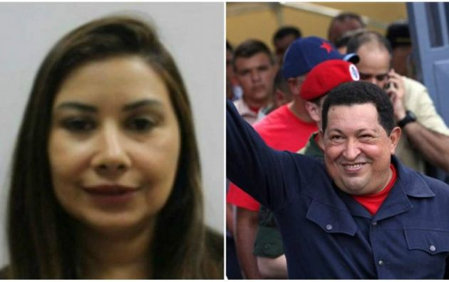 Claudia Díaz formó parte desde 2003 del equipo médico de Chávez. Foto: laprensa.hn