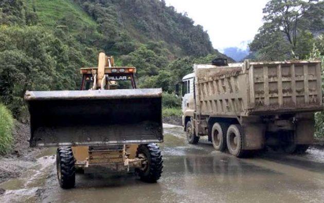 Determinan irregularidades en obras de 6 provincias. Foto: MTOP