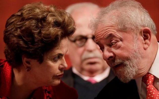 Lula y Rousseff serán enjuiciados por asociación ilícita. Foto: Reuters - Referencial