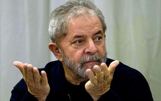 El expresidente, de 73 años, es investigado en otros cinco procesos ante la justicia brasileña. Foto: AFP