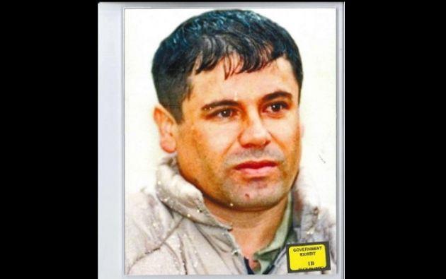 Guzmán gastaba entre 10 y 12 millones por mes en sobornos para la policía. Foto: AFP