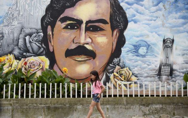 Solo entre septiembre y diciembre de 1989, el Cartel de Medellín que lideró Escobar hasta su muerte, detonó cien carros bombas. Foto: AFP