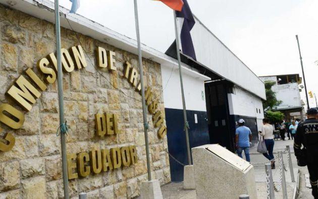 La CTE investiga las razones por las cuales la ciudadana involucrada no fue detenida. Foto: El Telégrafo