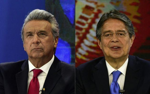 """Lasso señaló que Moreno debería no solo otorgarle la licencia a Vicuña, sino que """"debería ir más lejos y pedirle la renuncia"""". Foto: Archivo / AFP"""