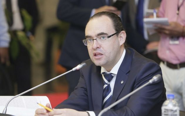 Manolo Rodas, expresidente del consejo directivo del IESS. Foto: Flickr Asamblea