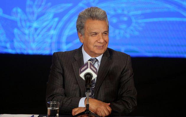 QUITO, Ecuador.- Esta será la tercera desde que entró en funciones en mayo de 2017. Foto: Flcikr Presidencia.