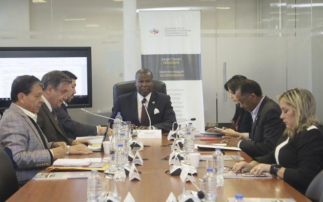 La Comisión de Derechos Colectivos debe aprobar el informe para segundo debate. Foto: Flickr Asamblea