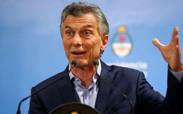 Macri no ha comentado el caso y sus ministros han declarado que el gobierno respeta la independencia judicial. Foto: Reuters