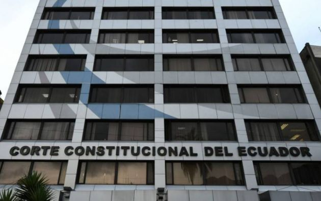 La selección cierra un proceso de renovación de la Corte Constitucional iniciado en agosto pasado. Foto: archivo