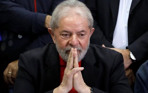 En el caso de Lula, aún restan dos apelaciones a tribunales superiores. Foto: archivo Reuters