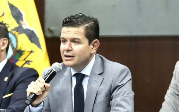 """Según el Secretario Particular de Moreno, el audio """"no revela nada""""."""