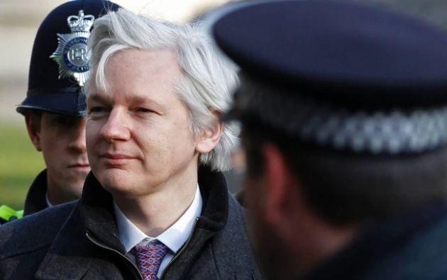 Niegan a Assange cambiar las normas que regulan su asilo. Foto: Reuters - Archivo