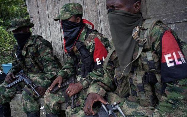 La guerrilla del Ejército de Liberación Nacional (ELN) comenzó hoy un cese el fuego unilateral que ha sido recibido con escepticismo por el Gobierno colombiano. Foto: Reuters - Archivo