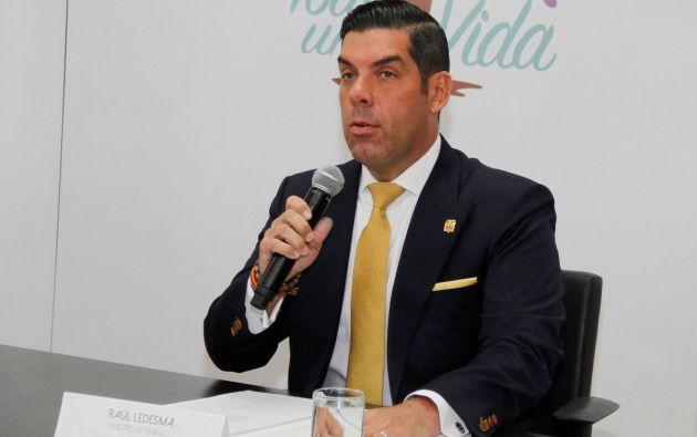 Según Ledesma, Vicuña al momento de titularizarse en funciones perdió el cargo en la carrera de servicio público. Foto:  @MinTrabajoEc
