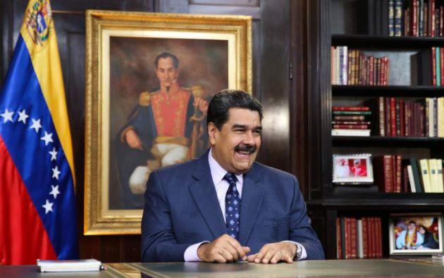 EE.UU. reiteró que el nuevo mandato que iniciará Maduro el 10 de enero próximo no puede ser reconocido. Foto: AFP/Archivo.