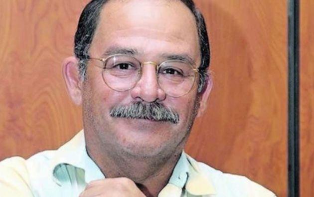GUAYAQUIL, Ecuador.- Valdiviezo padre, que tenía 53 años cuando fue acribillado, trabajó en varias cadenas de televisión de Ecuador. Foto: Archivo/Ecuavisa.
