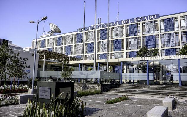 Foto: archivo Fiscalía