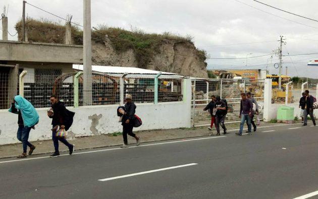 El suceso ha generado una ola de indignación contra los inmigrantes venezolanos, casi 250.000 en Ecuador. | Foto: Twitter