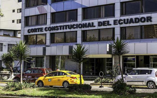 Los nueve juristas, ochos de ellos sin historial de vinculación política, fueron los mejor puntuados para integrar el organismo. Foto: Agencia Andes