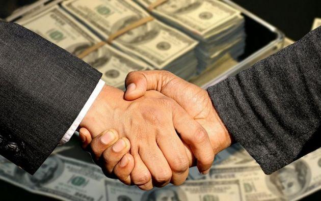 """TI subraya en el estudio el """"vínculo entre corrupción y salud democrática"""". Foto: Pixabay"""