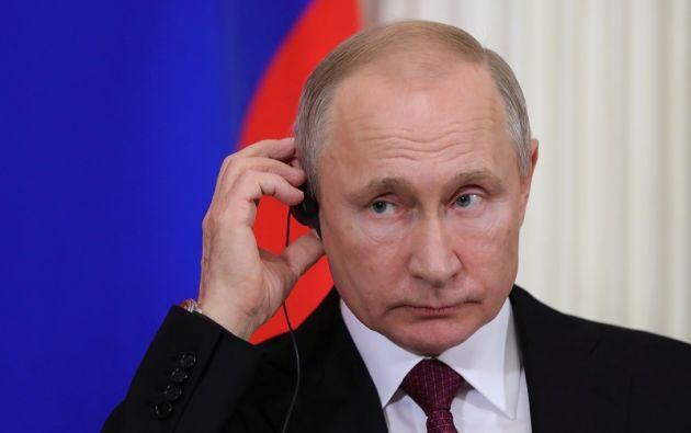 Rusia -segundo acreedor de Venezuela después de China- ha invertido miles de millones de dólares en hidrocarburos y en armas en Venezuela. Foto: Reuters