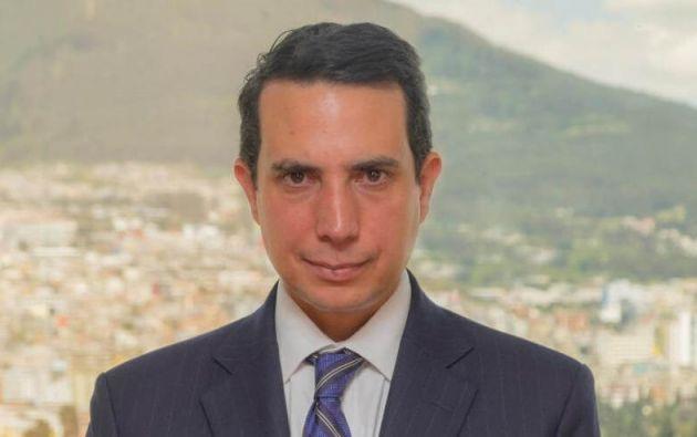 De Sola Quintero es un abogado de 46 años que lleva dieciséis viviendo en Quito.