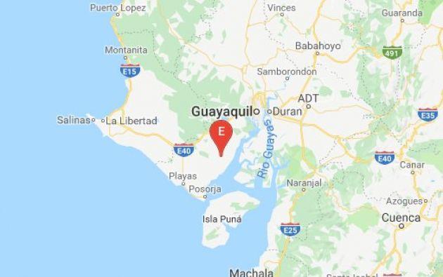 Sismo de magnitud 5.9 se sintió en varias zonas de Ecuador.