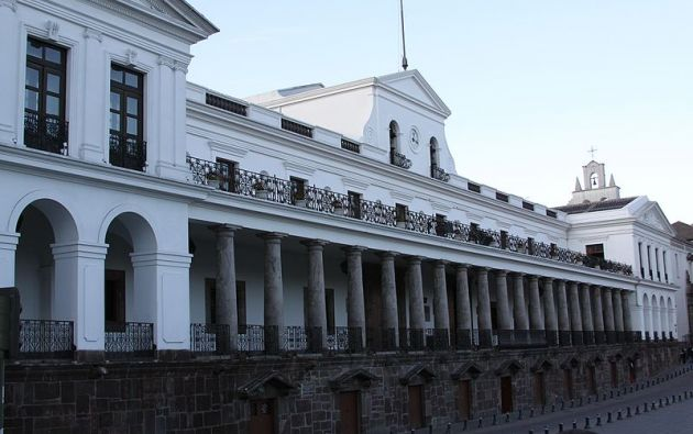 Un 61,7 % desaprueba la gestión del jefe de Estado. Foto: archivo