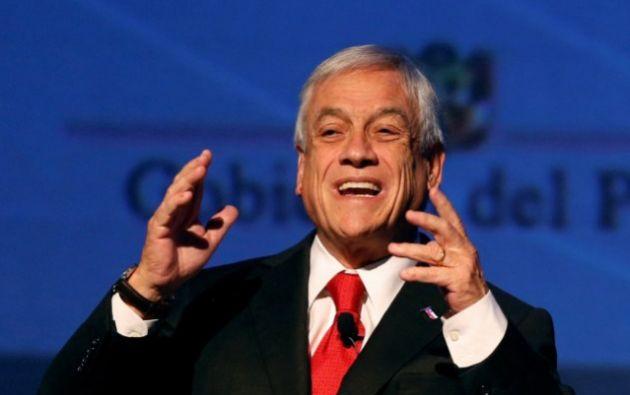 """Piñera criticó el """"exceso"""" de ideología que llevó al """"fracaso"""" de Unasur. Foto: Reuters"""