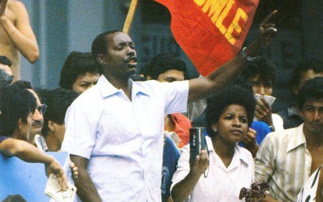 A los 16 años Jiame Hurtado llegó a Guayaquil, desde un humilde hogar esmeraldeño, y comenzó una carrera política que solo la detuvo la muerte.