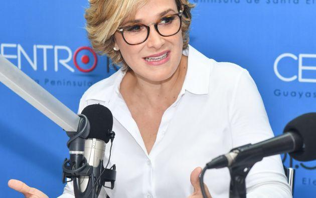 """""""Vino el Gobierno de Correa y dijo: No quiero más ayuda en materia de seguridad"""", indicó Viteri."""