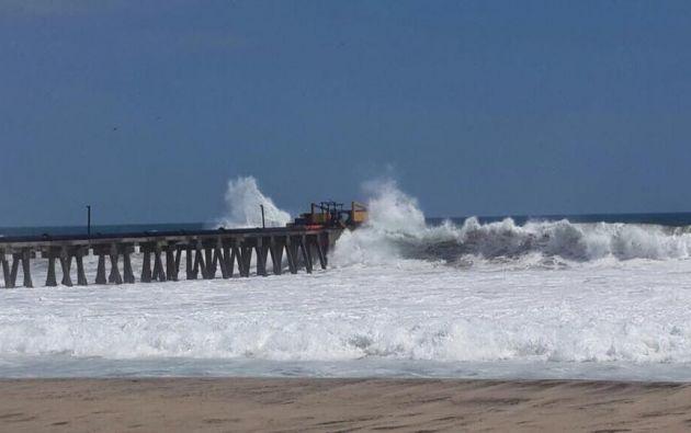 A partir del 19 de febrero ocurriría un incremento del nivel del mar. Foto: archivo