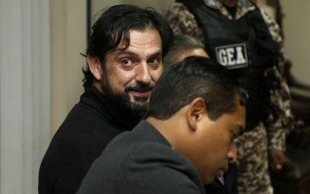 Ceglia fue acusado en 2012 en su país de perpetrar un fraude multimillonario contra el fundador de Facebook, Mark Zuckerberg. Foto: AFP