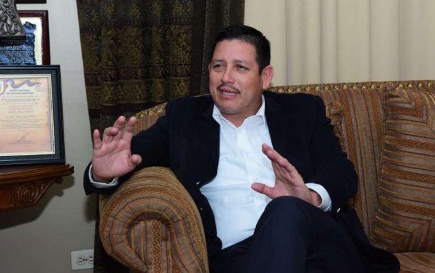 Guido Vargas Ocaña, según organismo, es responsable de la comisión de una infracción electoral. Foto: Archivo Twitter @jimmyjair