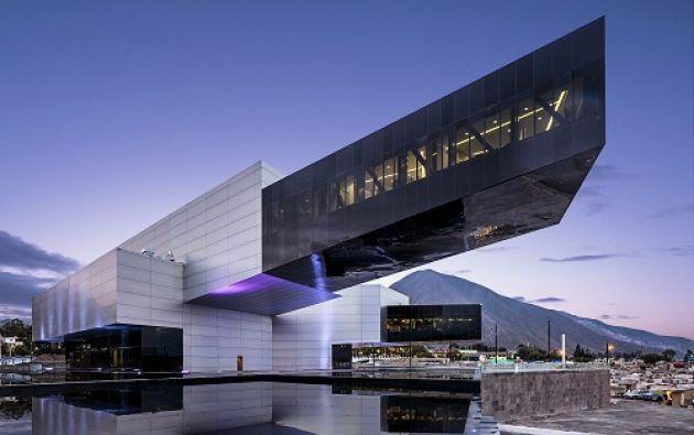 La inauguración oficial de la sede se produjo en 2014. Foto: archivo