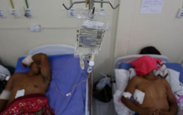 Los hospitales fueron los más afectados durante las 72 horas de apagón que vivió Venezuela la semana entre el 7 y el 11 de marzo pasados. Foto: Reuters.