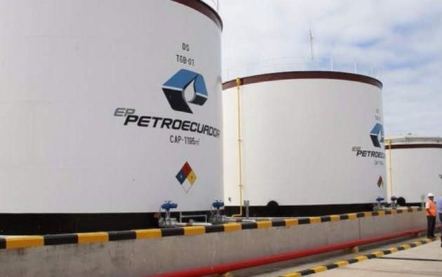 En Petroecuador se descubrió la red más grande de corrupción. Foto: archivo