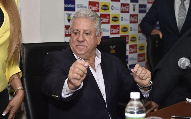 """Antiguo miembro de una comisión de la FIFA, fue suspendido de por vida """"de toda actividad ligada con el fútbol"""" por la justicia interna de la instancia."""